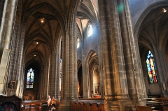 Eglise Notre-Dame - Español: Catedral situada en la ciudad francesa de Bourg-en-Bresse, en la región del Ródano-Alpes.