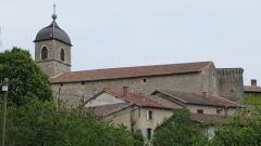 Eglise Sainte-Marie-Madeleine - École de filles de Pérouges