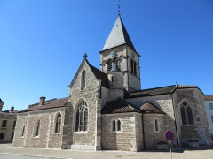 Eglise de la Nativité-de-la-Sainte-Vierge - This building is indexed in the Base Mérimée, a database of architectural heritage maintained by the French Ministry of Culture,under the reference PA00116594 .