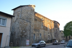 Château de Montferrand - This building is indexed in the Base Mérimée, a database of architectural heritage maintained by the French Ministry of Culture, under the reference PA00116607 .
