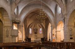 Eglise Saint-Pierre -  The nave