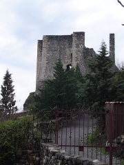 Château - This building is classé au titre des Monuments Historiques. It is indexed in the Base Mérimée, a database of architectural heritage maintained by the French Ministry of Culture,under the reference PA00116757 .