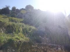 Château de Crussol (ruines) - Français:   Photographie prise sur le site des ruines du château de Crussol, dans l\'Ardèche.