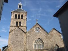 Eglise Saint-Julien - Français:   collégiale Saint Julien