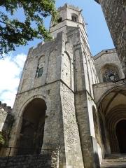 Cathédrale Saint-Vincent - Français:   Cathédrale Saint-Vincent à Viviers (Ardèche)
