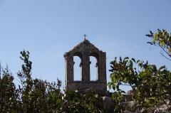 Prieuré (ruines de l'ancien) - Deutsch: Ruine der Prioratskirche in Aleyrac
