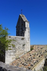 Eglise - This building is indexed in the Base Mérimée, a database of architectural heritage maintained by the French Ministry of Culture,under the reference PA00116915 .
