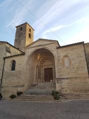 Eglise Notre-Dame - Français:   Église Notre-Dame d\'Étoile-sur-Rhône