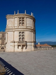 Château - This building is indexed in the Base Mérimée, a database of architectural heritage maintained by the French Ministry of Culture,under the reference PA00116961 .