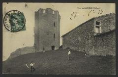 Tour carolingienne - English: CA 1910-1913