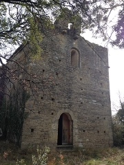 Chapelle Notre-Dame-des-Aubagnons - This building is indexed in the Base Mérimée, a database of architectural heritage maintained by the French Ministry of Culture,under the reference PA00117022 .