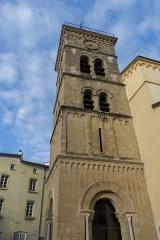 Eglise Saint-Jean -  Valence (Drôme, France), église St Jean-Baptiste.