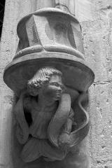 Maison des Têtes -  Valence (Drôme, France), au 57 Grande-Rue, immeuble dit \