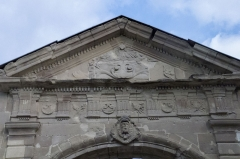 Ancienne abbaye de Saint-Ruf le Haut - English: «PA00117095»
