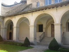 Couvent des Augustins - Français:   Couvent des Augustins, 14ème siècle, Crémieu