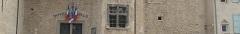 Hôtel de ville - Français:   Hôtel de ville, 21 rue du Four-Banal (Inscrit, 1980)