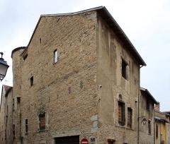 Maison de la Poype - Français:   Maison de la Poype à Crémieu.