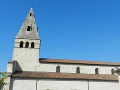 Eglise Saint-Pierre - Français:   Église Saint-Pierre de Moirans