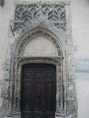 Chapelle Saint-Théodore - Français:   Chapelle Saint-Théodore, Place Saint-Paul (Inscrit, 1927)