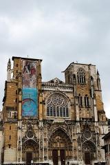 Eglise Saint-Maurice, anciennement cathédrale - English: Vienne, Vienne Cathedral.