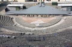 Théâtre antique (restes) - Théâtre Antique de Vienne à Vienne, Isère, France