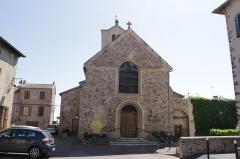 Eglise paroissiale de Saint-Priest -  Église Saint-Prix de Villerest