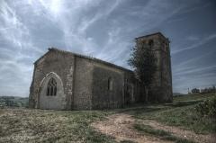 Chapelle de Chevènes - Français:   La Chapelle de Chevènes, située à Denicé, Rhône, France