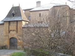 Château du Sou - Français:   Château du Sou à Lacenas dans le Rhône