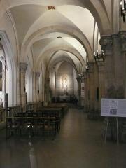 Eglise Saint-Paul - English: Left aisle (north) of the curch of Saint Paul (F-69005, Lyon)