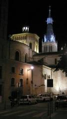 Eglise Saint-Paul - English: Extérieur de l'église Saint-Paul de Lyon (F-69005) de nuit
