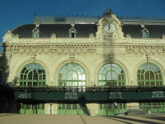 Gare des Brotteaux - French Wikimedian, software engineer, science writer, sportswriter, correspondent and radio personality