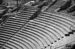 Site archéologique de Fourvière - Français:   Site archéologique de Fourvière (Odéon antique de Lyon, Théâtre antique de Lyon)