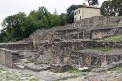 Temple de Cybèle - Français:   Sanctuaire de Cybèle dans le 5e arrondissement de Lyon.