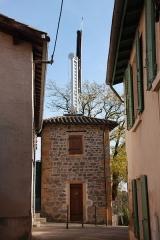 Tour du télégraphe - Français:   Tour Chappe  - Sainte-Foy-lès-Lyon.