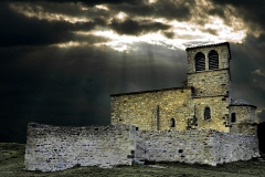 Chapelle Saint-Vincent - Français:   Chapelle Saint-Vincent de Saint-Laurent-d\'Agny