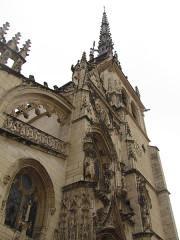 Eglise Notre-Dame-des-Marais - Français:   Eglise Notre-Dame-des-Marais