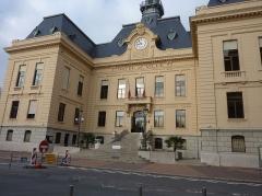 Hôtel de ville - Français:   Hôtel de ville de Villefranche-sur-Saône.