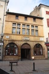 Hôtel de ville - Français:   Ancien hôtel de ville de Villefranche-sur-Saône