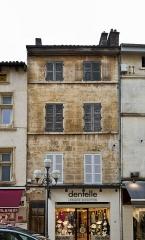 Immeuble - Français:   Immeuble, 673 rue Nationale (Inscrit, 1990)
