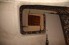 Immeuble - Français:   Cage d\'escaliers de la Cour de la Maison Roland à Villefranche-sur-Saône
