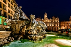Fontaine Bartholdi - English: The Bartholdi fountain
