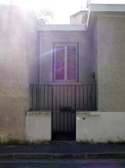 Villa - Italiano: La terza villa edificata nel quartiere di Saint-Rambert da parte dell'architetto Tony Garnier è una concreta traduzione di un elemento della sua