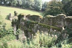 Pont-aqueduc dit le Pont des Granges (vestiges) - This image was uploaded as part of Wiki Loves Monuments 2011.