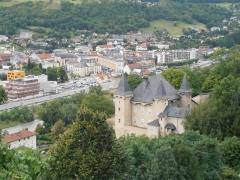 Château de Manuel à Conflans - Français:   Château de Manuel (Conflans, Albertville en Savoie, France)