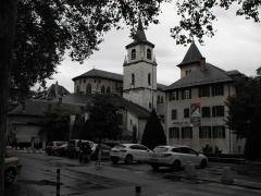 Archevêché - Français:   Musée savoisien ancien palais archiépiscopal
