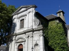 Lycée de garçons - English: Sight of the former Vaugelas chapel, in Chambéry, Savoie, France.