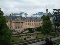 Château des Ducs de Savoie - English: South facade of Le Château des Ducs de Savoie