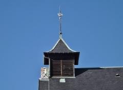 Eglise de Lemenc - English: Lateral sight of the pinnacle of the Saint-Pierre de Lémenc church, in Chambéry, Savoie, France.