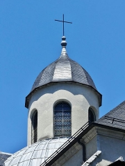 Eglise Notre-Dame - English: Sight of the roof lantern of Notre-Dame de Chambéry church, in Chambéry, Savoie, France.