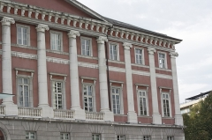 Palais de Justice - Français:   Lieu: France, Rhône-Alpes, Savoie,Chambéry, Place du Palais-de-Justice